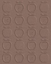 "Quickutz  EF-A2-067 ""Apples"" Embossing Folder  NEW"