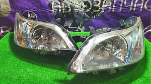 Headlights  HID Subaru Exiga 2008-2011