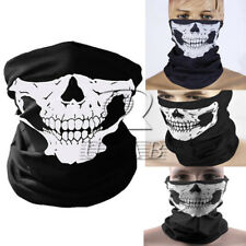 Polyester Military Army Masks Skeleton Ghost Skull Face Mask Biker PS Cosplay
