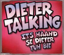 Dieter Talking - It's haahd the Dieter to be - Modern Talking Parody - Maxi CD