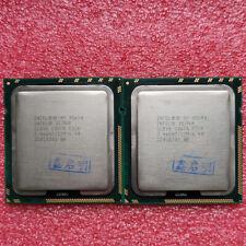 Matching pair Intel Xeon X5690 3.46GHz 12MB 6Core 1333GHz Processor CPU US