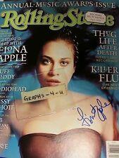 Fiona Apple Signed Autograph COA Proof