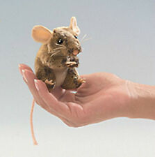 FIELD MOUSE Puppet # 2652 ~Very Popular ! FREE SHIPPING/USA ~ Folkmanis Puppets
