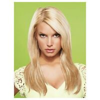 "Jessica Simpson HairDo Ken Paves 22"" Straight Hair Extensions clip OPEN BOX"