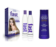 GROW HAIR FASTER LONGER FAST Shampoo with BIotin + DEEP Conditioning Masque Mask