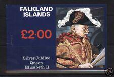 Falkland Islands #254a - #256a Mint Complete Booklet