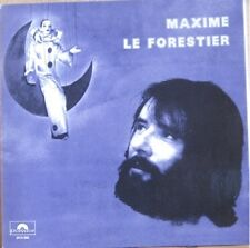 MAXIME LE FORESTIER, SELF TITLED - FRENCH LP
