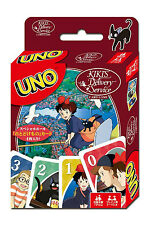 UNO Kiki's Delivery Service Playing Cards Studio Ghibli Ensky Japan Import F/S