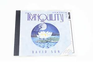 David Sun-Tranquility 767715020425 CD A13941