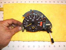 Mercedes Late W126 560SEC/SEL VDO Clock/ tech cluster OE 1 Guage,110.902/029/011