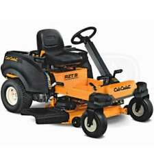 "NEW Cub Cadet RZT S42 (42"") 22HP Kohler Zero Turn Mower w/ Steering Wheel Contro"