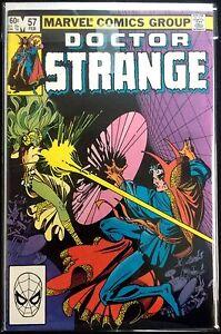 Doctor Strange Vol. 2, #57 VF+/NM-