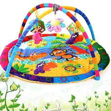 Rainforest Erlebnisdecke mit farbenfrohen Motiven Activity Gym Baby Spielmatte