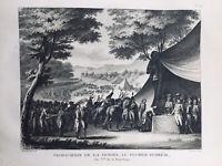 Chouans Pacification de la Vendée 1795 Charette Stofflet Cormatin Fougères Dol