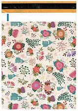 200 Bags 100 10x13 Colorful Hearts, 100 10x13 Cute Rabbits Designer Poly Mailers
