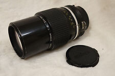 Nikon Ai AI Nikkor 200mm F4 MF SLR 200 4 [Excellent] fully working