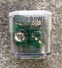 Blood Bowl Skaven Team Dice New Sealed Oop