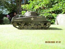 "Corgi 1:50 metal diecast  United States Sherman Tank "" Battling Bitch"""