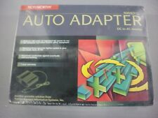 Noteworthy Auto Adapter DC to AC 100w Inverter for Toshiba Notebooks NW801L NIB