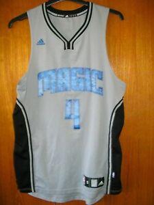 Orlando Magic Basketball Jersey Shirt adidas size S 36/38 2013 AFFLALO 4 logos