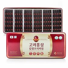 830mg x 120 Tablets(100g), Korean Ginseng Roots Extract Capsules, Saponin, Panax