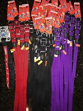 WHOLESALE Rogz Dog Collar LOT! ALL BRAND NEW! 25 piece lot! Lot #224