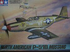 1/48 North American P-51B Mustang by Tamiya