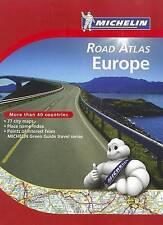 Michelin Road Atlas Europe by Michelin (Paperback / softback, 2012)