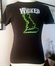 WICKED THE MUSICAL LONDON SHIRT - S