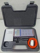 Control Company 3460 Traceable M2015-1 Digital Manometer Pressure & Vacuum Gauge