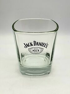 Official Jack Daniels Glass, great for Garden Bar, Man Cave or Just a JD Gift