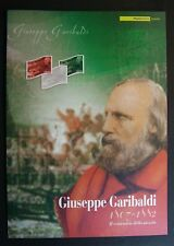 "2007  Italia  Folder "" Giuseppe Garibaldi  ""   MNh**"