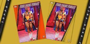 FREE PACK FRIDAY JUNE 25 RED + GOLD BIG E Topps WWE Slam Digital Card