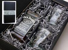 RAR Geschenkbox mit Jack Daniels Whisky 40 0 750l 2 Tumbler Gläser