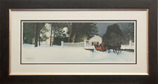 Walter Campbell - Queen Anne's Lace Revisited - Artist Proof Print - Framed
