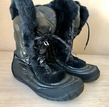 The North Face Quilted Goose Down 700 Boots Womens Size 8 616273