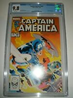 Marvel Comics Captain America # 287 CGC 9.8 Deathlok