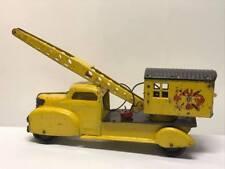 Marx Pressed Steel  Magnetic Crane Toy