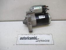 9656317780 MOTOR DE ARRANQUE PEUGEOT 207 1.4 B 5M 54KW (2007) RECAMBIO USADO
