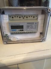 AKCP Electric Digital LCD Energy Meter  3 Phase 4 Wire KWH