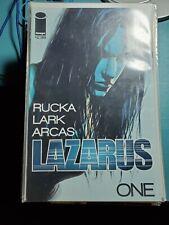 Lazarus #1 VF (2013 Series) Image Comic Greg Rucka 1st Printing