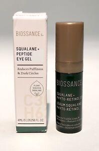 Biossance Squalane + Peptide Eye Gel .14oz