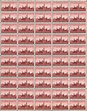 SMITHSONIAN (1946) - #943 Full Mint -MNH- Sheet of 50 Postage Stamps