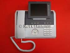 Siemens Unify OpenStage 60 HFA V3 iceblue IP Systemtelefon F660 60 eisblau weiß