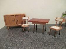 Vintage Miniature Tables for Dolls