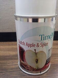 (12) APPLE SCENT TIME MIST 6.6 oz RELEASE FRAGRANCE SCENT REFILL CAN (12 CANS)