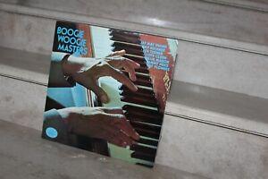 LP vinyl  33t  / Various – Boogie Woogie Masters (1974)