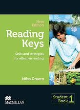 Reading Keys New Edition 1 Student Book: Skills and Strategies for Effective Rea