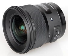 Sigma 24mm f/1.4 DG HSM Art Lens for Canon EF (401101) BRAND NEW!!