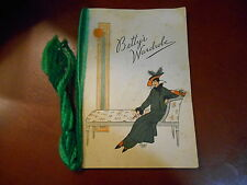 Old Vintage or Antique Betty's Wardrobe Style-Craft Coats Suits Fashion Catalog